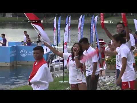 NET Sport - Update Cabang Olahraga yang Menyumbang Emas Bagi Indonesia