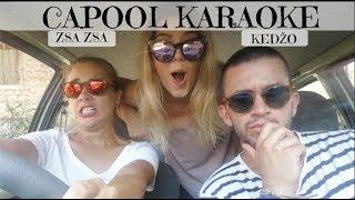 Carpool karaoke - Kedžo i Zsa Zsa