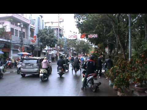 Video ( Đường phố Hải phòng, Sáng 30 Tết Nhâm Thìn )