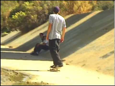 """Steve Shipler 2004-2005 """"Sponsor Me Tape"""" SYN Skateboarding Clips"""