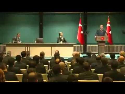 Recep Tayyip Erdoğan'dan dünya liderlerine ayar!