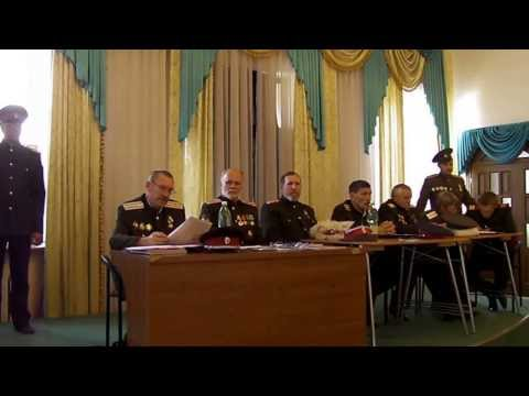 Отчет войскового атамана Зуева А.М.