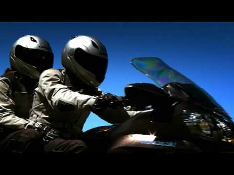 Kawasaki GTR1400 promo video