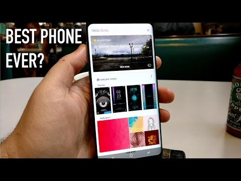 Is The Samsung Galaxy S8 The Best Phone Ever? | Field Test & Benchmarks