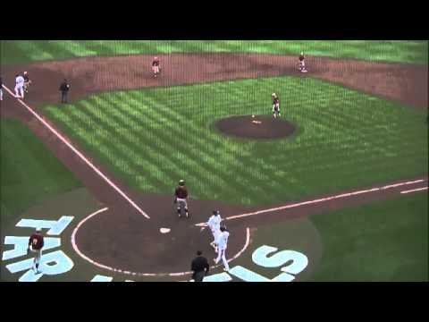 UNC Baseball: Highlights vs. Boston College - Game 2
