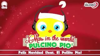 POLLITO  PIO - Feliz Navidad con el pollito pio