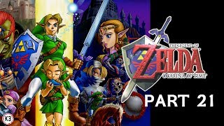 Let's Play! Legend of Zelda Ocarina of Time Part 21 (Gamecube)