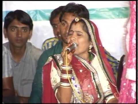 Nimgoriya Bheruji Bhajan Sandhiya Bhinmal - Sarita Kharwal video