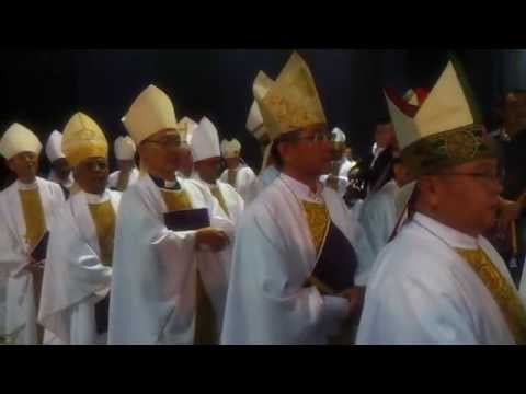 Episcopal Ordination of Singapore Archbishop William Goh