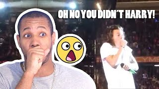 Download Lagu WHY ONE DIRECTION CONCERTS ARE LIKE NO OTHER REACTION Gratis STAFABAND