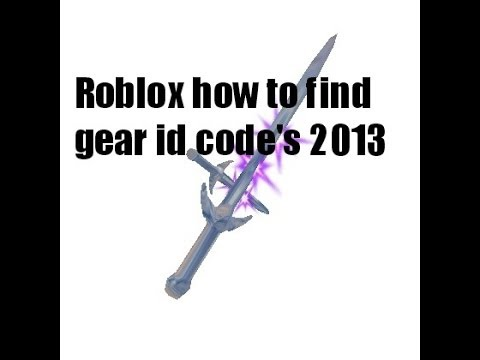 how to get a gear model roblox