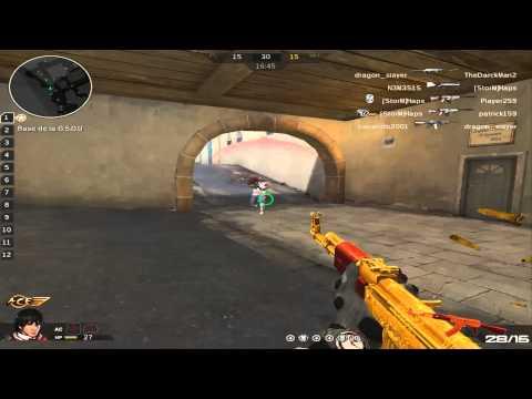 Modo Solitario ( Ds]*-SkanFloWw ) Usando Ak-47 Gold