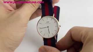 RELOJ DANIEL WELLINGTON OXFORD