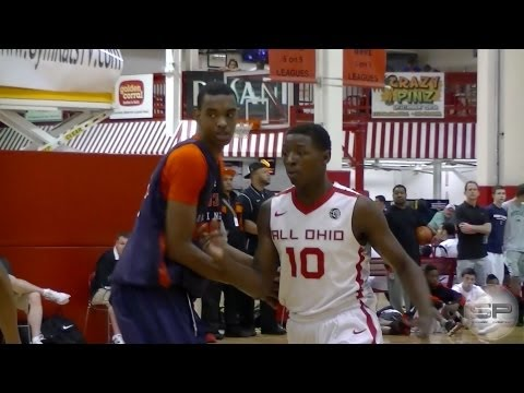 Battle of the Buckeyes: Jae'Sean Tate vs Keita Bates-Diop [Ohio State c/o 2014]