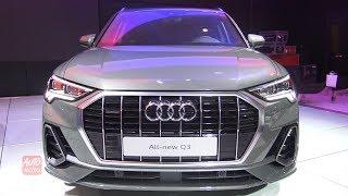 2019 Audi Q3 45 TFSI quattro - Exterior And Interior Walkaround - 2019 Toronto Auto Show