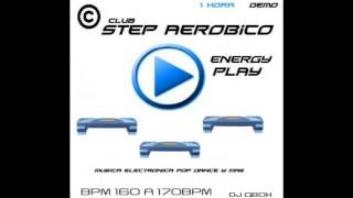 STEP BANCO PARA RUTINA DE 1 HORA EN MIX energy play DJ QBOX XD FEAT