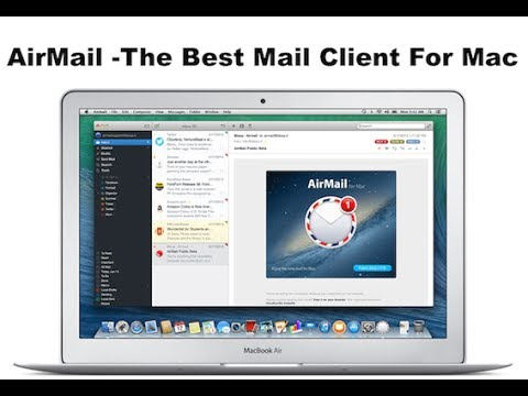 AirMail -The Best Mail Client For Mac
