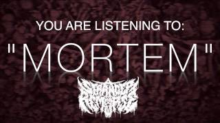 A STRANGER TO REMORSE - Mortem [Lyric Video]
