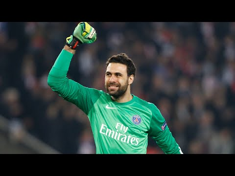 Salvatore Sirigu - Paris Saint-Germain - Best Saves - 2014/15 HD