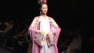 Han Fu - Han Couture Grace Chen(Chen Ying) NewYork Fashion week 2009 09 Tang Dynasty-Han Couture