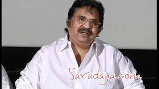 Oosaravelli - Dasari Narayana Rao About Oosaravelli Telugu Movie - Dasari Narayana Rao