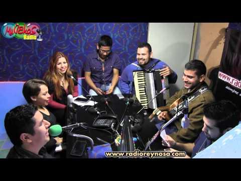 LOS NORTEÑOS DE RIO BRAVO en MUÑEKOS RADIO