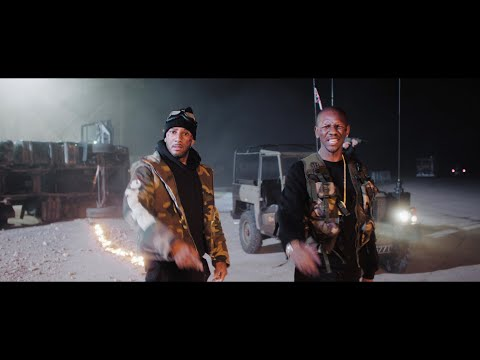 Giggs - Terminator feat. Swizz Beatz (Official Video)