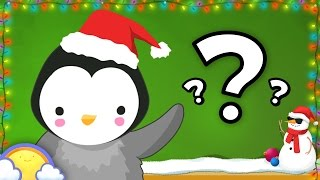 Christmas Guessing Game #1! | CheeriToons