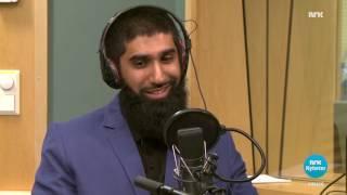 Lokker Islam Net folk til islam med gavekort? | NRK | Fahad Qureshi og Mina Adampour