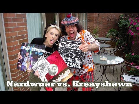 Nardwuar Vs. Kreayshawn video