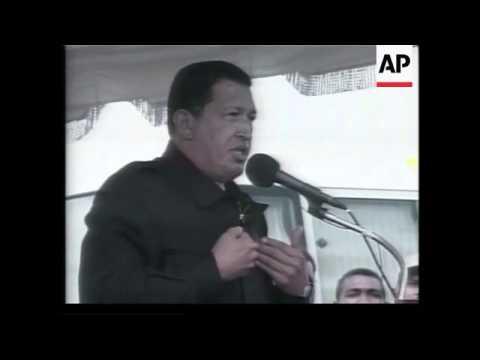 Brazilian Indians take power from Venezuela