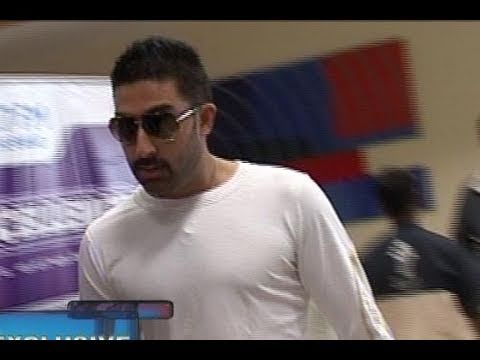 Abhishek Bachchan wants to get fit