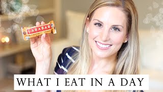What I Eat in a Day: Chipotle for Dinner!