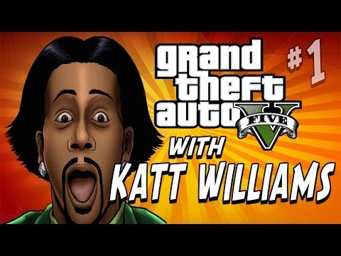 GTA 5 online w/ Katt Williams  » Welcome to Los Santos Katt »