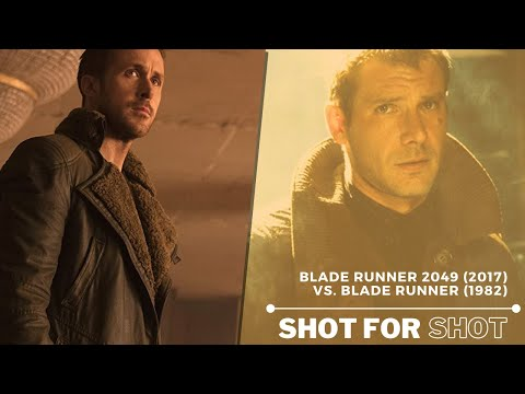 Shot For Shot: Blade Runner vs Blade Runner 2049