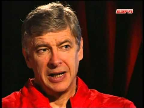 ARSENE WENGER (THE MAN BEHIND ARSENAL ) FULL  INTERVIEW