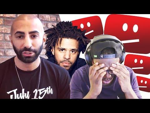 FouseyTube Announces NEW Event with J. Cole! Deji Video TAKEN DOWN, Logan vs KSI Press Conference