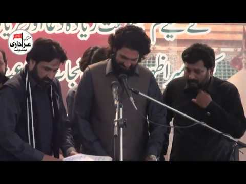 Zakir Ijaz Hussain Jhandvi | Majlis 12 Rabi Awal 2017 |