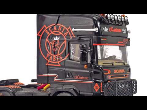 Model Truck World: Xantrans