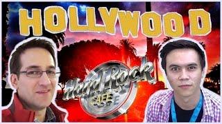 EmCore & Pink Panter auf Reisen: Hollywood, Los Angeles, Kalifornien [Vlog HD]