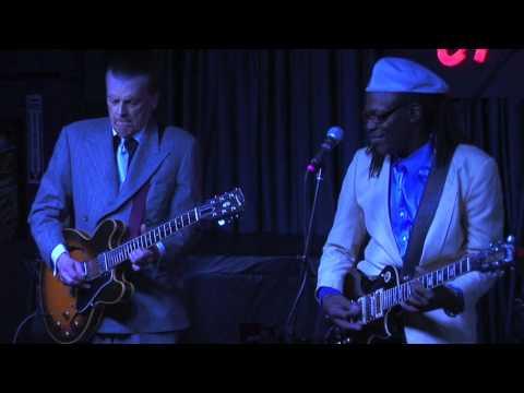 Tribute to Mike Bloomfield T Bone Walker T Bone's Shuffle 1.15.12 at Iridium