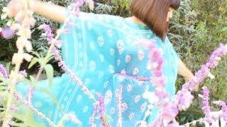 DIY Summer Caftan Dress, ThreadBanger How-to