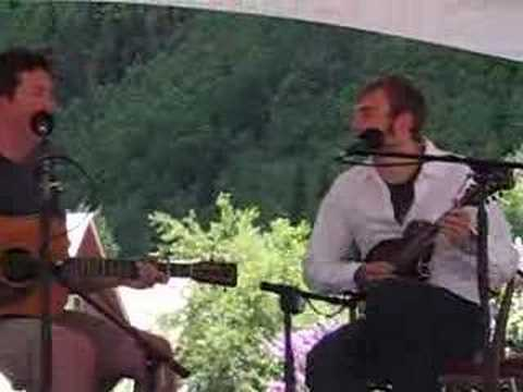 Chris Thile and Bryan Sutton