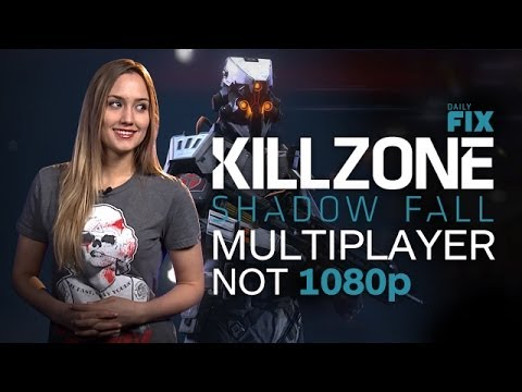 PS4's Killzone Multiplayer is Not 1080p - IGN Daily Fix 03.03.14