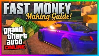 GTA 5 Online Solo INFINITE MONEY GUIDE! Best Fast Easy Money Method Not Glitch Xbox One/PS4/PC 1.32
