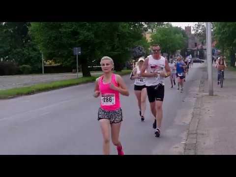 Kępno ,bieg uliczny - maj 2018