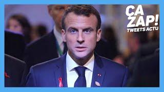 Gilets jaunes. «Les coupables de ces violences ne veulent pas de changement », déclare Macron