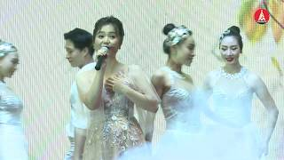 Ngõ vắng xôn xao - Cô Hồng Minh và tốp múa