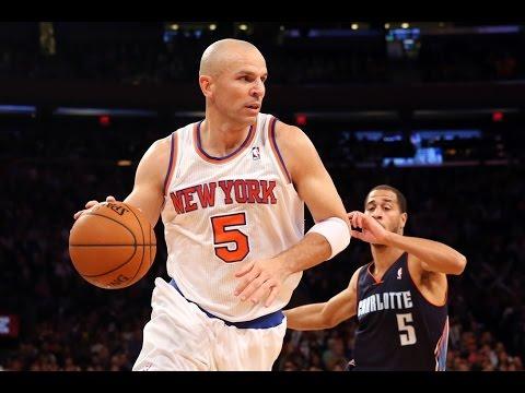 Jason Kidd Knicks Offense Highlights