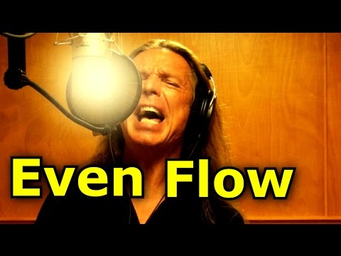 Pearl Jam - Eddie Vedder – Even Flow - Cover - How To Yarl - Ken Tamplin Vocal Academy